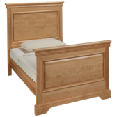 Lexington Twin Panel Bed