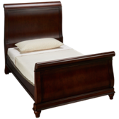 Classics 4.0 Twin Sleigh Bed