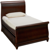 Classics 4.0 Twin Sleigh Bed with Trundle