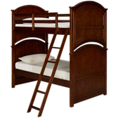 Impressions Twin Bunk Bed