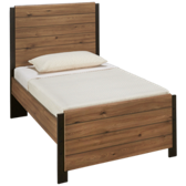 Dexifield Twin Panel Bed