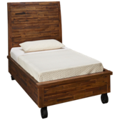 Braxton Twin Island Bed