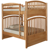Lexington Full Over Full Bunk Bed