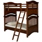 Classics 4.0 Twin Over Twin Bunk Beds