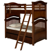 Classics 4.0 Twin over Twin Bunk Beds with Trundle
