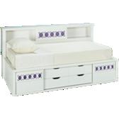 Ashley-Zayley-Ashley Zayley 6 Drawer Dresser - Jordan\'s Furniture