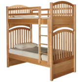 Lexington Twin Over Twin Bunk Bed