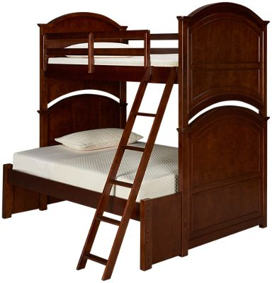 Legacy Classic Impressions Legacy Classic Impressions Twin Over Full Bunk Bed Jordan 39 S Furniture