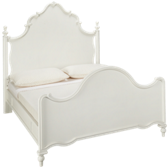 Full Bellamy Panel Bed