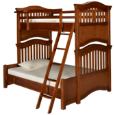 Classics Twin Over Full Bunk Bed