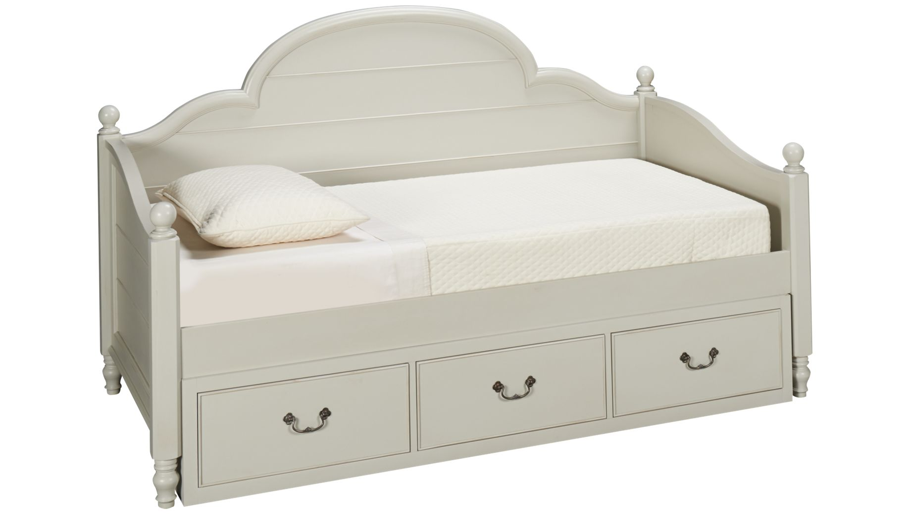 100 day bed with drawers signature design by ashley zoey fu