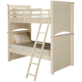 Summer Breeze Twin Bunk Beds