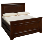 Classics 4.0 Full Panel Bed with Trundle