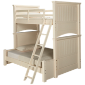 Summer Breeze Twin over Full Bunk Bed