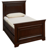 Classics 4.0 Twin Panel Bed with Trundle