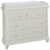 Classics 4.0 Dresser with Changing Table