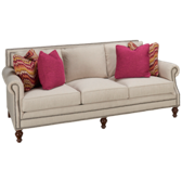 Janelle Sofa (also available in Sunbrella)