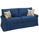 Landon Townhouse Sofa with Slipcover