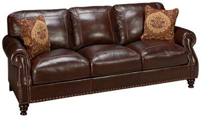 simon li solena leather sofa product image - Simon Li Furniture