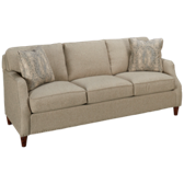 UE Small Scale Sofa with Nailhead