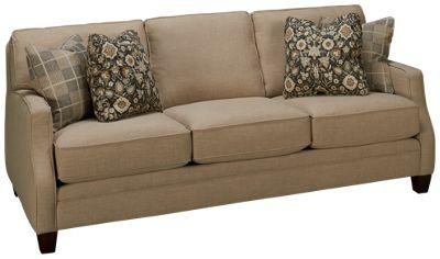 flexsteel lennox sofa