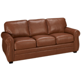 Thompson Leather Sofa