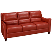Bermuda Leather Sofa