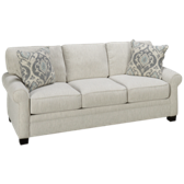 Fully Upholstered Alexandria Sofa with Slipcover