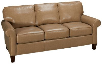 Flexsteel-Westside-Flexsteel Westside Leather Sofa - Jordan'S