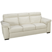 Delaney Leather Sofa