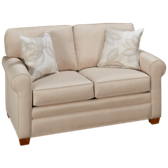 Roll Arm Loveseat