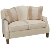 UE Tight Back Loveseat with Nailhead