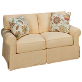 Hermitage Loveseat (also available in Sunbrella)