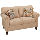Carter Loveseat (also available in Sunbrella)