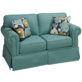 Holly Ridge Loveseat (also available in Sunbrella)