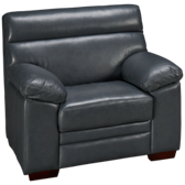 Harborside Leather Chair