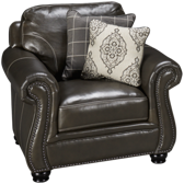 Charleston Leather Chair