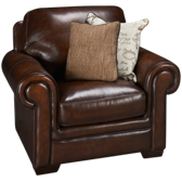 Hillsboro Leather Chair