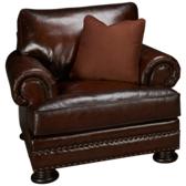 Foster Brindisi Leather Chair