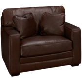 Homestead Leather Chair
