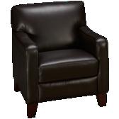 Futura Kobie Kobie Leather Accent Chair Jordan S Furniture