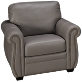 Blanco Leather Chair