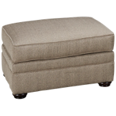 Forrest Ottoman (also available in Sunbrella)