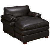 Hogan Leather Chaise