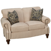 South Hampton Loveseat with Nailhead