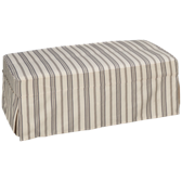 Sullivan Sleeper Ottoman with Slipcover