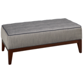 Solutions Cocktail Ottoman (also available in Sunbrella)
