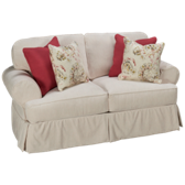Addison Loveseat with Slipcover