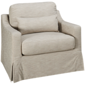 Chair with Slipcover