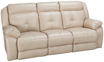 Futura Omega Futura Omega Leather Power Sofa Recliner   Jordanu0027s Furniture